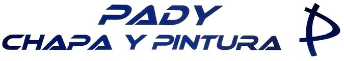 Chapa y Pintura Pady Logo